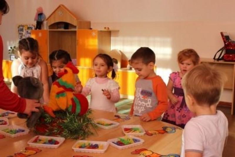 Конкурс для младших дошкольников